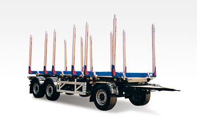 Short-wood trailer Array